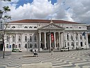Teatro Nacional de Almeida Garrett (Dona Maria II) - Photo by OsvaldoGago, licensed under Creative Commons Attribution ShareAlike 2.0
