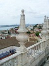 View of the Tagus from the terrace of São Vicente de Fora